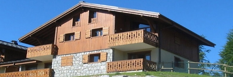 Les carroz chalet apartment